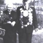Königspaar 1966