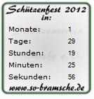 Schützenfest Countdown Gadget